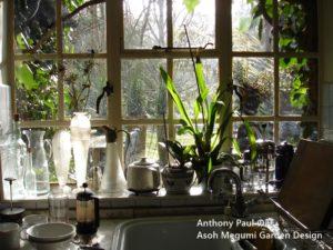 Anthony Paulの庭 No.3 ガーデンデザイナー 麻生恵