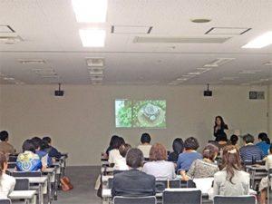 ハウスクエア横浜 セミナー ガーデンデザイナー 麻生恵